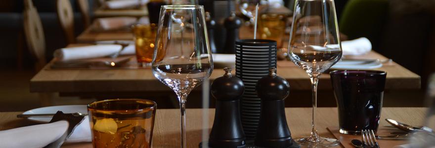 Hôtels avec restaurant Bar